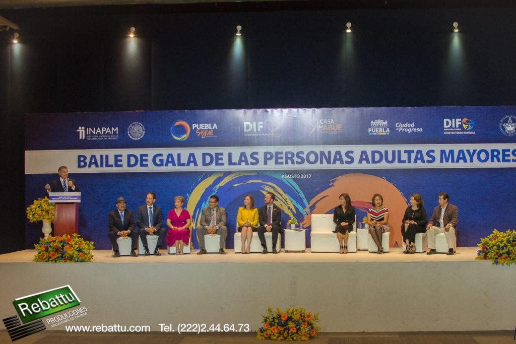REBATTU BAILE DE GALA DE LAS PERSONAS ADULTAS MAYORES 2017-16